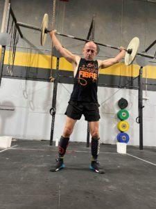 Henry Dos Santos CrossFit Fibre Active Masters Athlete