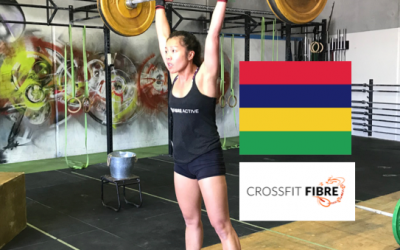 Jessica Chu National Champion of Mauritius