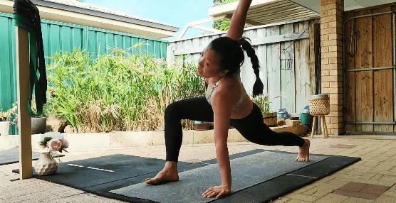 Stretch Flow to Relieve Stress