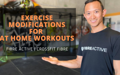 Exercise Modificationsfor Home Workouts